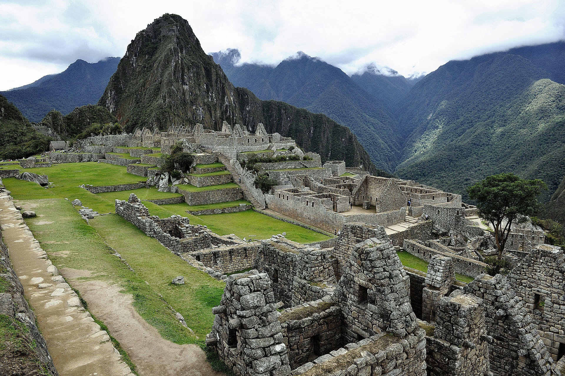 Ancient and ceremonial Peru
