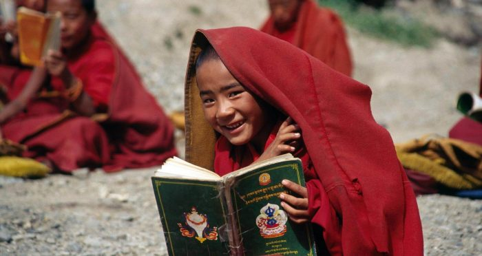 Tibet is the land of ancient wisdom